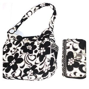 Vera Bradley purse and wallet